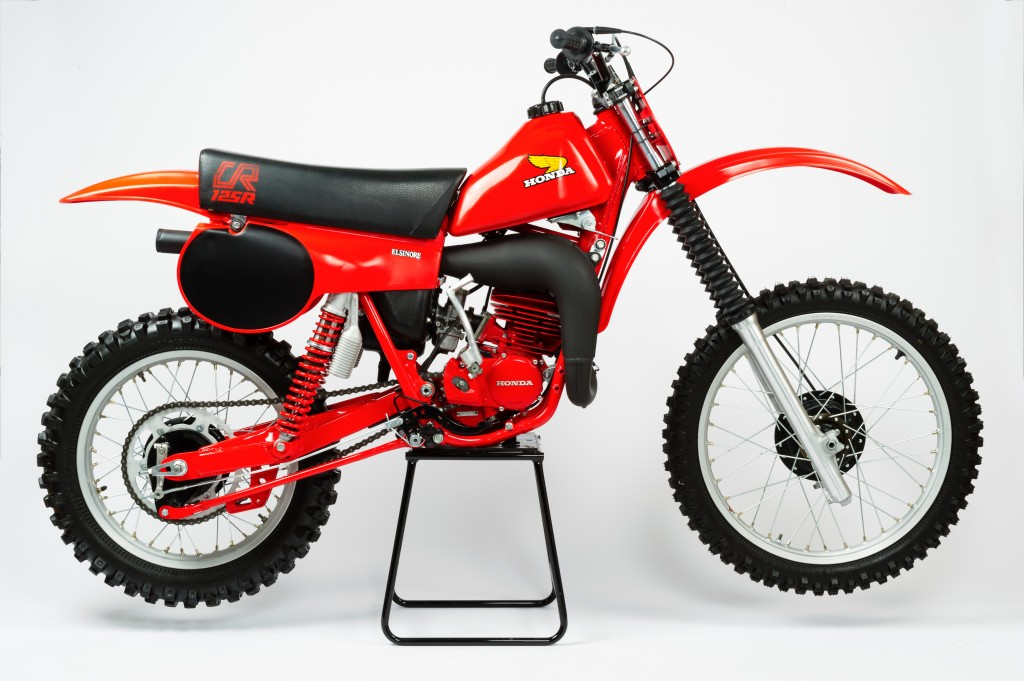 1980 honda cr125 elsinore right side