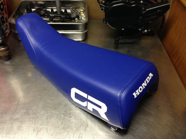 CR60 seatcover