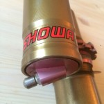 factory showa cr250 shock
