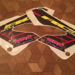 HRC shroud decals