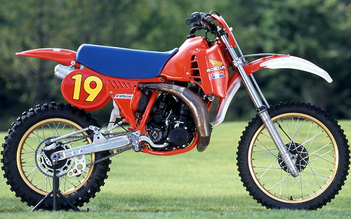 1982 RC250M