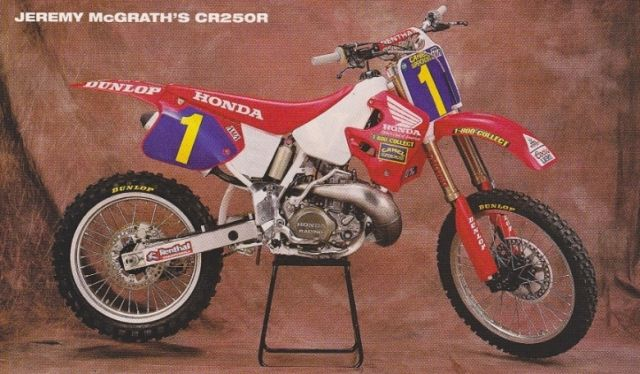 1994 Jeremy McGrath