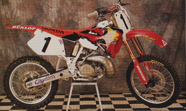 1995 Jeremy McGrath