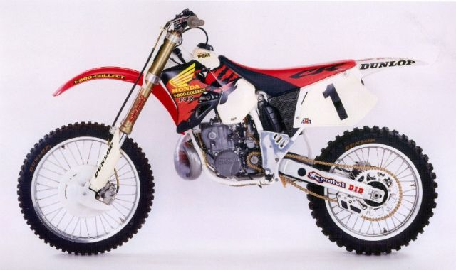 1996 Jeremy McGrath